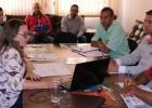 Equipe do IBGE se reúne com vereadores para apresentar trabalhos do Censo Agropecuário