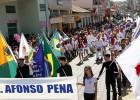 Santa Bárbara realiza o tradicional desfile 7 de setembro