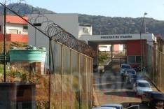 Situação controlada no Presidio Itabira detentos colocaram fim a greve de fome