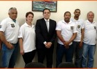 Comissários da Infância realizou reunião normativa com o Juiz de Direito da Comarca de Itabira