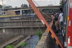 Corpo de Itabirano executado a tiros é encontrado no Ribeirão Arrudas em Belo Horizonte