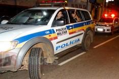 Bandidos surpreendem casal enquanto namoravam no Pousada do Pinheiros e tem Gol roubado em Itabira