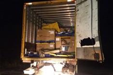 Caminhão SEDEX dos Correios tem carga roubada por bandidos na MG-434 nos Bambas
