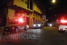 Bandidos armados amarraram morador e levaram cofre com muito dinheiro no Bairro Juca Rosa