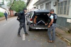 PC cumpre mandado de prisão e prende suspeito de crimes no bairro São Cristóvão