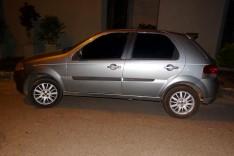 PM em resposta rápida localiza e recupera Fiat Palio tomado de assalto no Bethânia