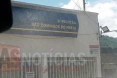 Filho é preso depois de ameaçar mãe com bastão de madeira para tomar seu dinheiro em São Domingos do Prata
