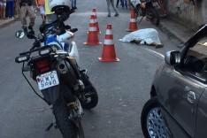 Homem é executado a tiros no bairro Boa Vista