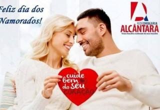 """""""Seu Amor Vale Ouro na Rede Ômega Drogaria Alcântara"""""""
