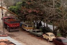 Moradores do bairro Conselho estão sendo castigados pela poeira em Santa Maria de Itabira