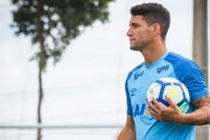 Em SP, Cruzeiro encerra preparação para decisão com o Palmeiras