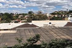 Com recurso doados pela comunidade de Itabira e região, HNSD começa a reforma do  seu telhado