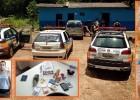 CINCO PESSOAS PRESAS EM CASA DE PROSTITUIÇÃO POR ROUBO E TRÁFICO DE DROGAS