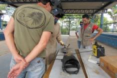 Sindicato Rural e Senar qualificam 16 novos soldadores