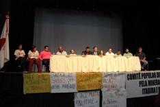 Autoridades e comunidade discutem situação das barragens da VALE em Audiência Pública