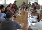 PREFEITO FAZ REUNIÃO LÍDERES DO PEDREIRA, POLICIAS E REPRESENTANTES DA CISNE