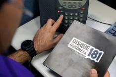 Ligações anônimas para o 181 crescem em 2019 e denúncias de tráfico de drogas lideram o ranking em Minas e BH