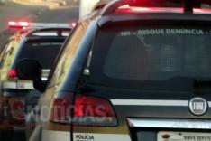 Policia Civil cumpre mandado de prisão de jovem condenado por roubo no bairro Pedreira