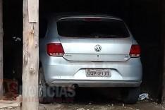 VW Gol roubado no Alto dos Pinheiros enquanto casal namorava foi localizado no Jardim das Oliveiras