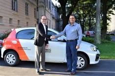 Catas Altas recebe carro 0 km do Governo do Estado