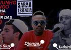 SARAU ESSÊNCIA 2ª EDIÇÃO 2017 Com Lukinha DDG, Djonga, Thiago Skp