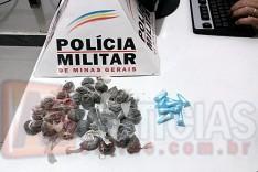 Em operação de ocupação Militares da ROCCA apreendem drogas no Jardim das Oliveiras