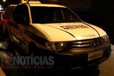 ROCCA prende suspeito com maconha na Rua Vitoria Minas no Juca Rosa
