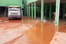 Após chuva forte, Prefeitura de Itabira dispara ações de reparos em Senhora do Carmo