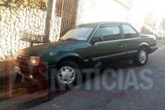 GM Monza furtado na Alameda é localizado no bairro Santo Antônio em Itabira