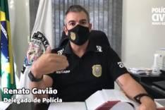 Polícia Civil prende homem com Covid-19 por colocar pessoas em risco