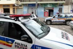 Bandidos roubam mais de R$ 4 mil reais de lotérica no bairro Água Fresca em Itabira