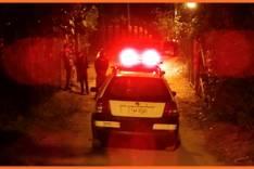 Bandidos armados assaltaram uma residencia na localidade do Turvo em Ipoema