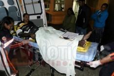 Dois jovens foram baleados enquanto usavam celular no bairro Pedreira em Itabira