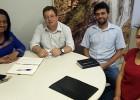Em reunião com secretário de Desenvolvimento Econômico equipe de Paulo Soares propõe mudanças no Sine