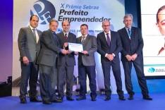 Entre as 30 finalistas – Itabira concorreu ao X Prêmio Sebrae Prefeito Empreendedor