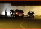 Homem tem caminhonete Toyota Hilux tomada de assalto próximo do radar no bairro Pedreira