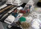MILITARES DA 26ª CIA APREENDE MAIS DE 700 PEDRAS DE CRACK, ARMAS E MUNIÇÕES