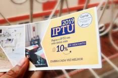 Fazenda – Carnês do IPTU chegam aos contribuintes de Itabira