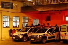 Jovem é baleado durante tentativa de assalto no bairro Ribeira de Baixo