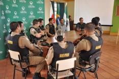 Prefeitura de Catas Altas divulga avanços na área da segurança