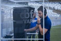 Presente na decisão desta quarta, VAR é testado em treino do Cruzeiro Sub-20
