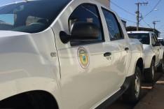 Secretaria Municipal de Saúde recebe sete novos veículos