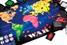 Gincana estudantil – Prefeitura promove torneio do jogo de tabuleiro 'War'