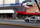 Dois bandidos armado assaltaram o posto de combustível da Mauro Ribeiro