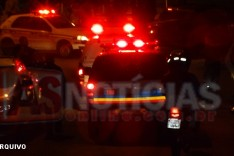 Festa de casamento termina em tragédia; PM revida tiro e autor morre no hospital