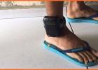 Foragido da Justiça é preso com tornozeleira eletrônica