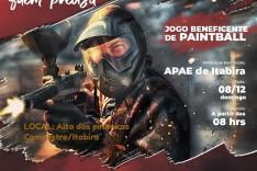 Radical Sport Paintball 08/12 de 8 às 16 horas, no Alto dos Pinheiros