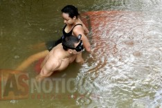 Casal de turista morre afogado depois de cair com carro dentro de rio Distrito de Ipoema