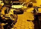 PM PRENDE DOIS SUSPEITOS AO FUGIREM EM UMA MOTOCICLETA DEPOIS DE ORDEM DE PARADA NA VILA SANTA ROSA