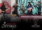 Orquestra Rockin Strings toca em Catas Altas